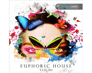 Producerloops euphoric house vol 1 wav for Euphoric house music